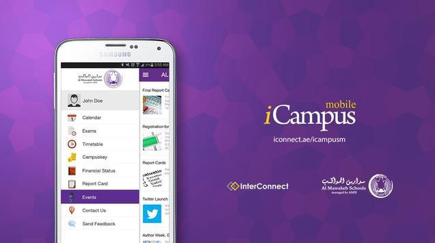 iCampus (AMS - Al Barsha) poster