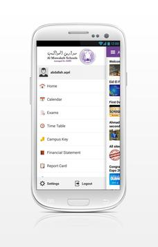 iCampus (AMS - Al Barsha) screenshot 1