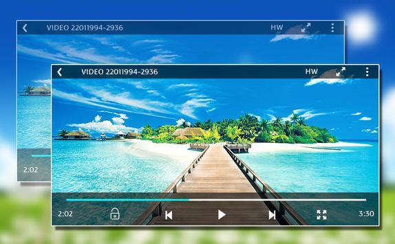 X - Video Player screenshot 3