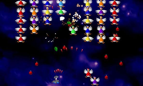 Chicken Invaders 2 Xmas apk screenshot