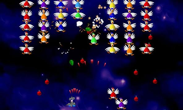 Chicken Invaders 2 Xmas screenshot 4