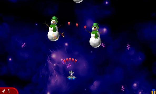 Chicken Invaders 2 Xmas screenshot 1