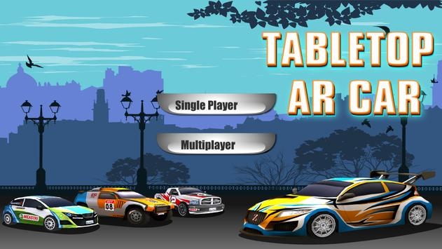 Table Top ARCar poster
