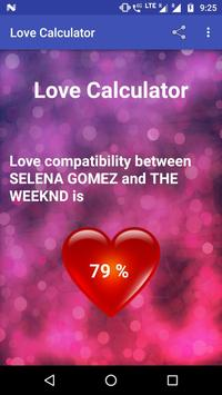 Love Calculator - Girlfriend/Boyfriend screenshot 2