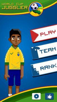 World Cup Juggler poster