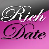 ריצ'דייט הכרויות לעשירים ויפות icon
