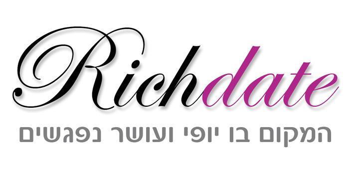 ריצ'דייט הכרויות לעשירים ויפות apk screenshot