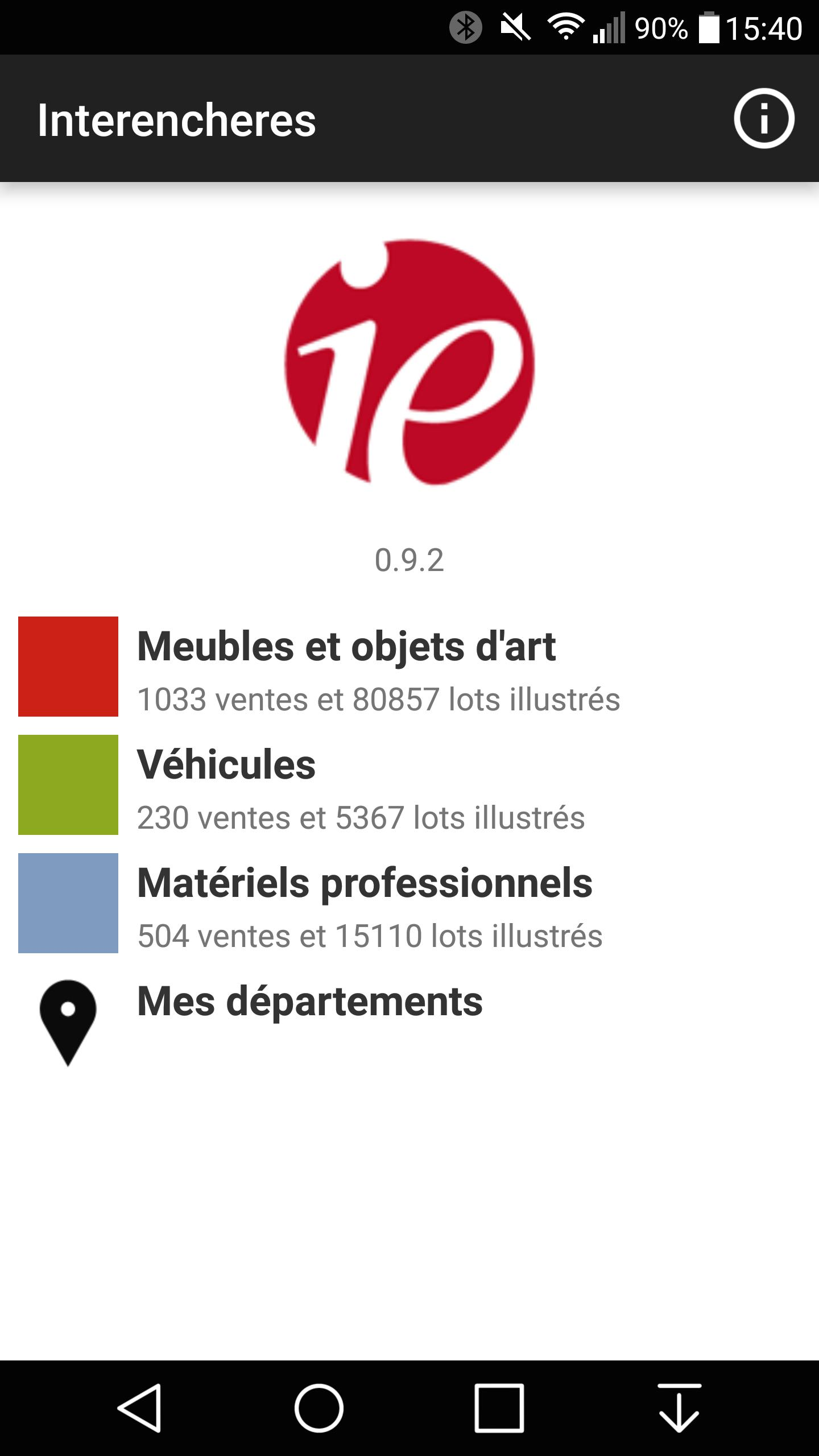 Calendrier Interencheres.Interencheres For Android Apk Download