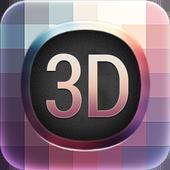Launcher 3D icon