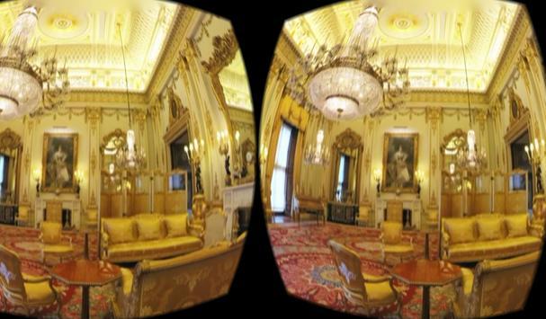 Birmingham Palace in VR 360 apk screenshot
