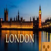 London VR 360 icon