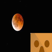 VR Moon 360 icon