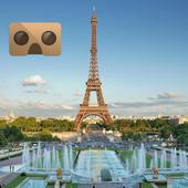 Paris VR 360 icon
