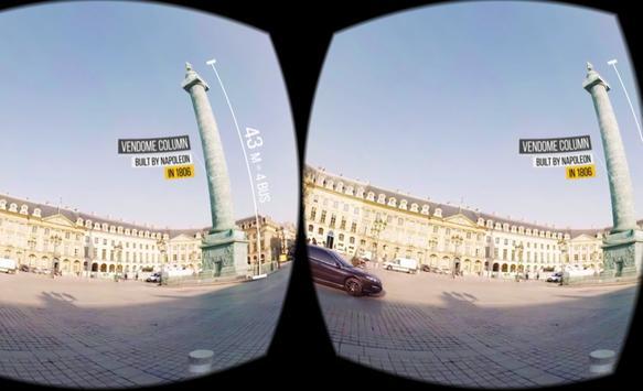 Paris VR 360 poster