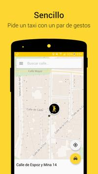 Taximes App - Aplicación taxi poster