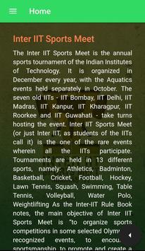 Inter IIT poster