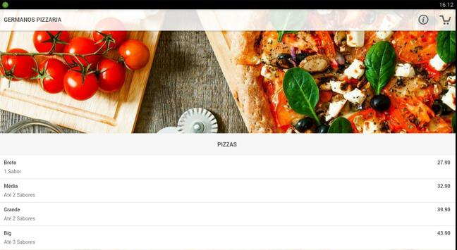 Germanos Pizzaria Londrina-PR screenshot 2