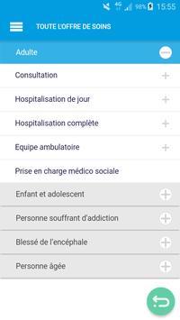 CH Esquirol de Limoges screenshot 1
