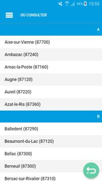 CH Esquirol de Limoges screenshot 2