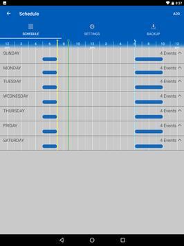 Ascend Smart Timer apk screenshot