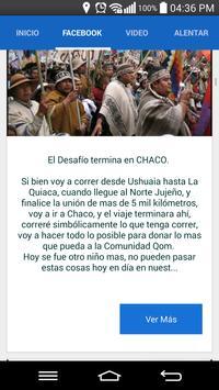 Desafío Solidario apk screenshot