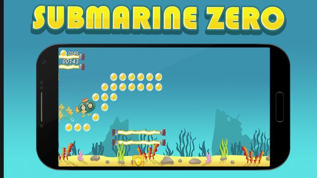 Submarine Zero poster