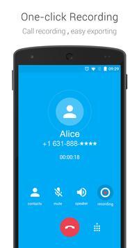 Hicall-Free VoIP Call vs Skype apk screenshot