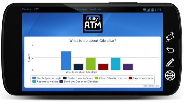 Silly ATM apk screenshot