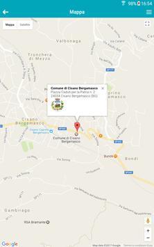 Cisano Bergamasco Smart apk screenshot
