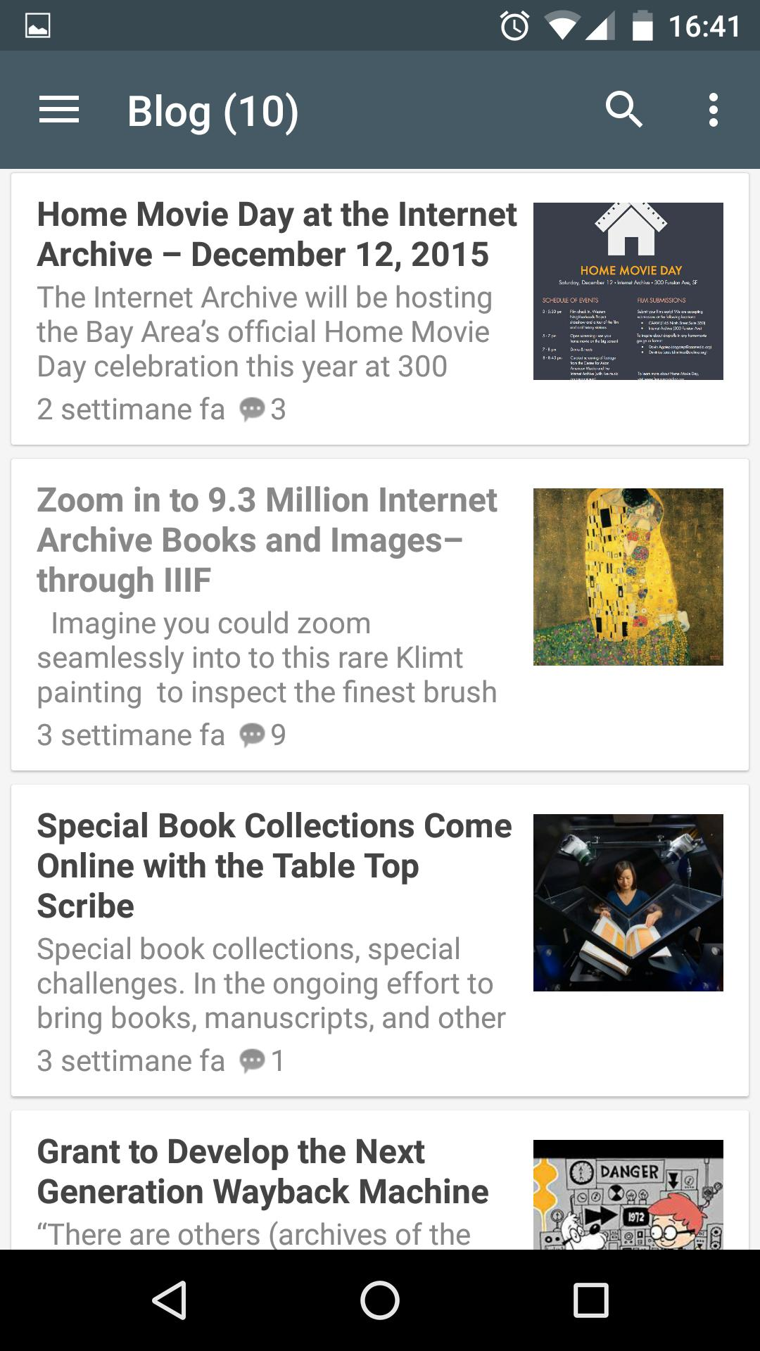 Internet Archive for Android - APK Download
