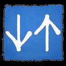 Internet Speed Meter Lite icon