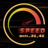 WiFi/3G/4G Speed Pro - Internet Speed icon
