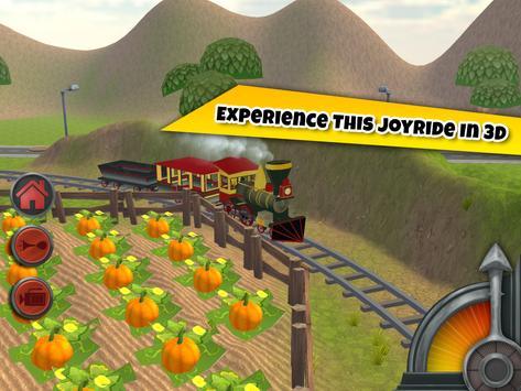3D Train Game For Kids - Free Vehicle Driving Game screenshot 11