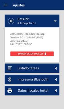 SatAPP screenshot 2