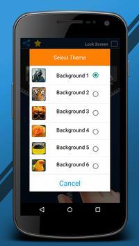 Zipper Screen Lock apk screenshot