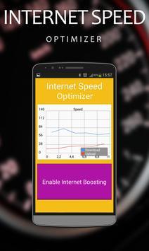 Internet Speed Optimizer 2017 apk screenshot
