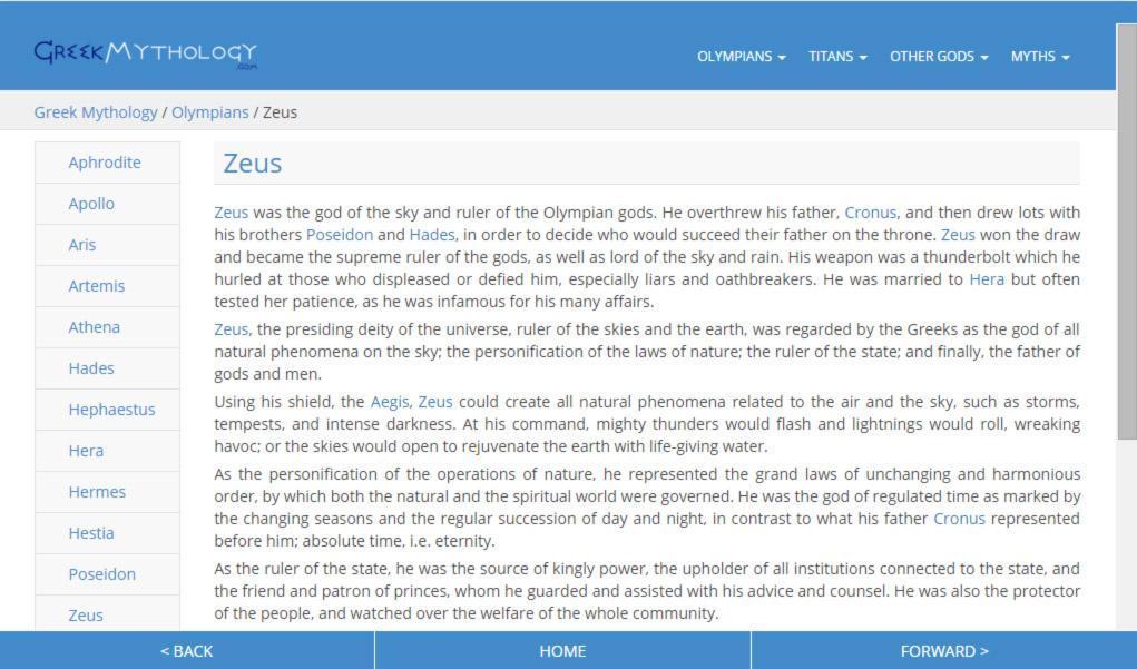 Greek Mythology - Gods & Myths for Android - APK Download