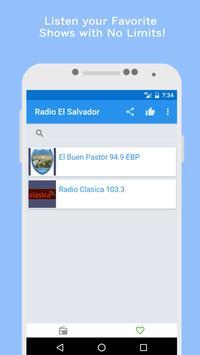 El Salvador Radios Free AM FM apk screenshot