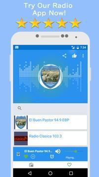 El Salvador Radios Free AM FM poster