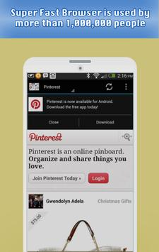 8G Web Browser screenshot 3