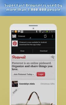 8G Web Browser screenshot 7