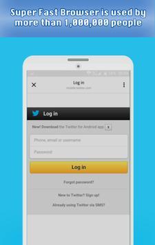 8G Web Browser screenshot 8