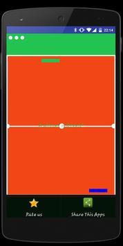 Pixel Ping Pong-Table Tennis2D apk screenshot