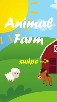 Animal Sounds for Toddlers poster