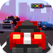 Cops vs Robbers Blocky Pursuit icon