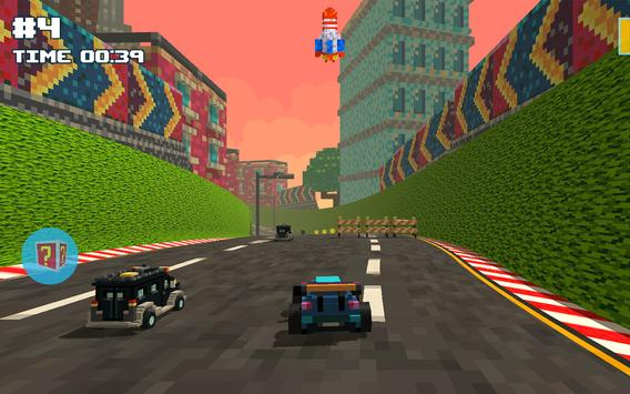 Cops vs Robbers Blocky Pursuit apk screenshot