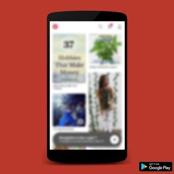 Guide For Pinterest Free apk screenshot