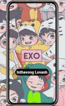 EXO Army Wallpaper KPOP HD Fans screenshot 1