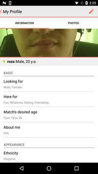 In The Closet Dating screenshot 3