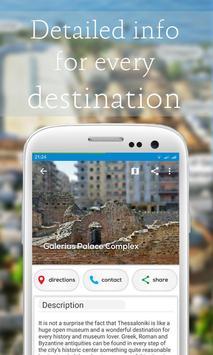 Thessaloniki City Guide apk screenshot